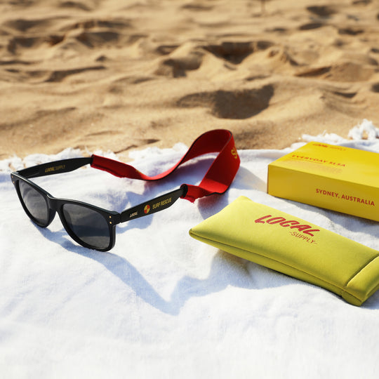 We're For Surf Life Savers Everywhere