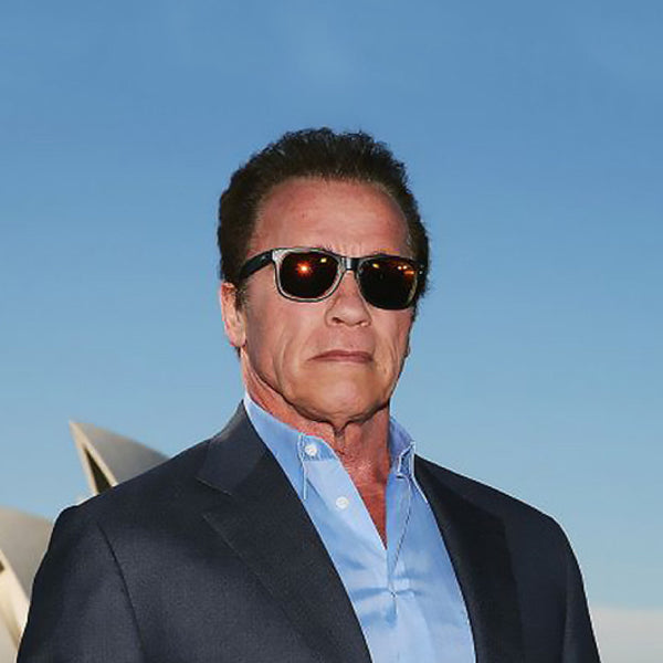 Arnold Schwarzenegger is BACK