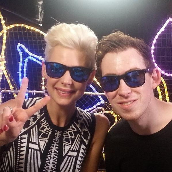 The world's #1 DJ: Hardwell rocking Local Supply Midnights!