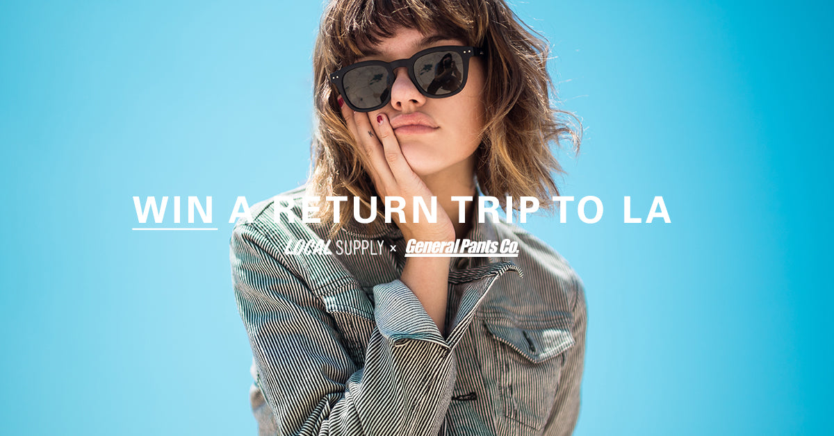 WIN: A Summer-Extending Trip To LA Feat. General Pants