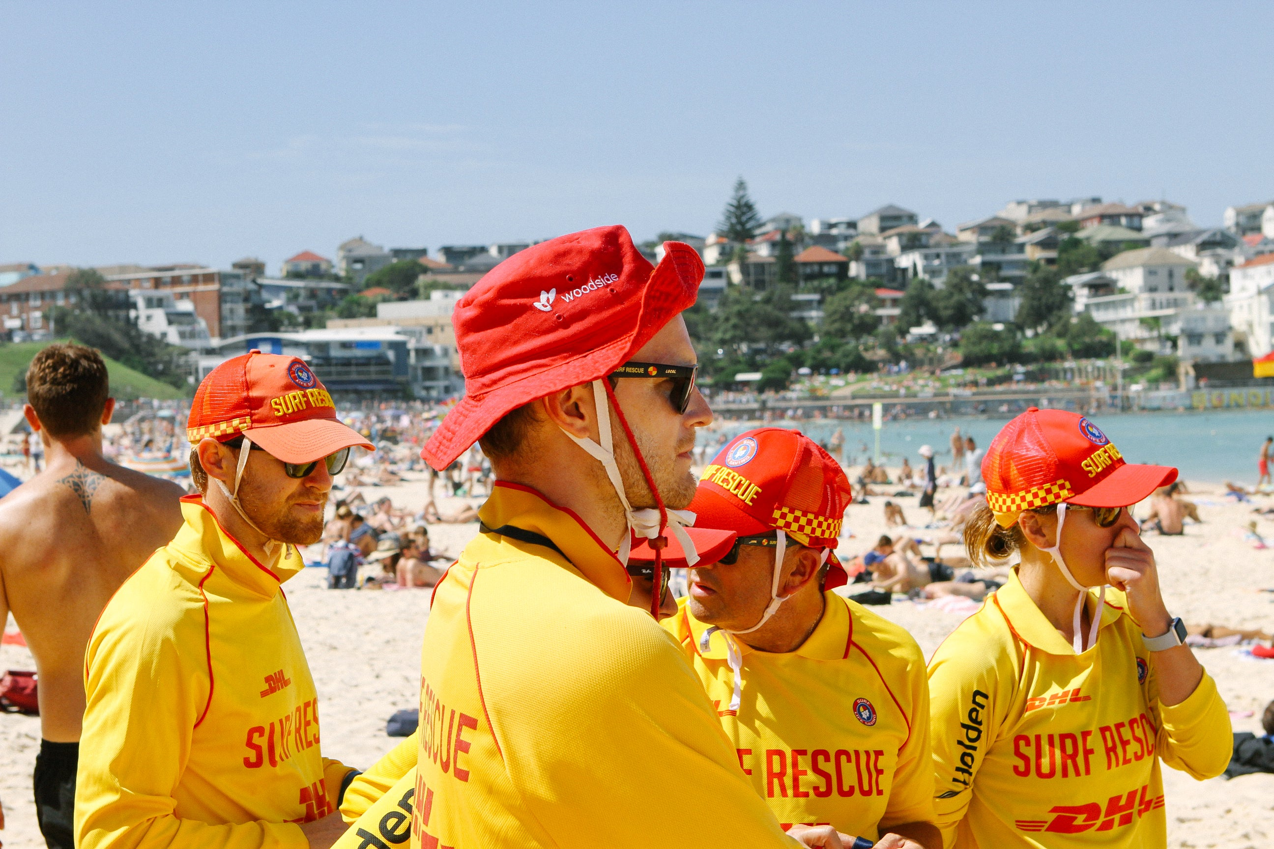 LOCAL LOVE : BONDI SURF BATHERS' LIFE SAVING CLUB