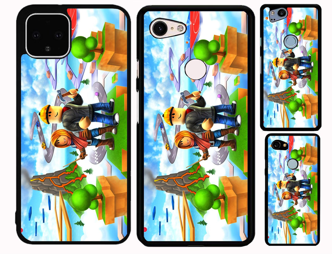Roblox Cover Best Games Google Pixel Case Joincustomcase
