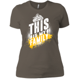 Women's This is my Family - Light Print