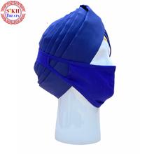 Load image into Gallery viewer, Face Mask | Plain | Royal Blue
