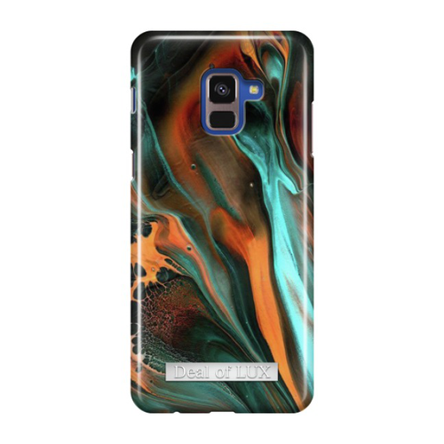 Galaxy A8 Plus (2018) Hülle Siegbald (55) Deal of LUX