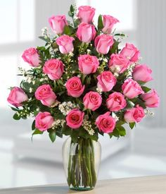 Lovely in Pink Roses