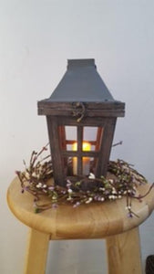 Mini Lantern with Candle