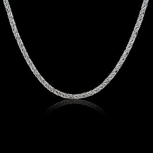 OC Men's Sterling Silver Necklace