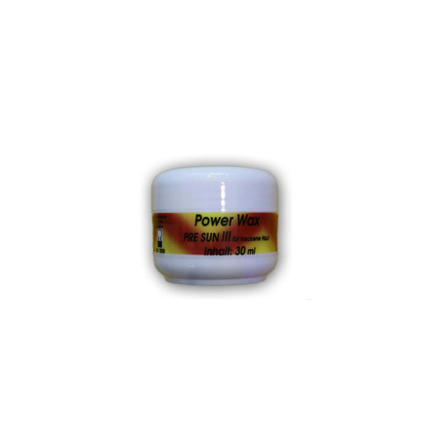 Melanin Power Wax/Pre Sun III 30ml