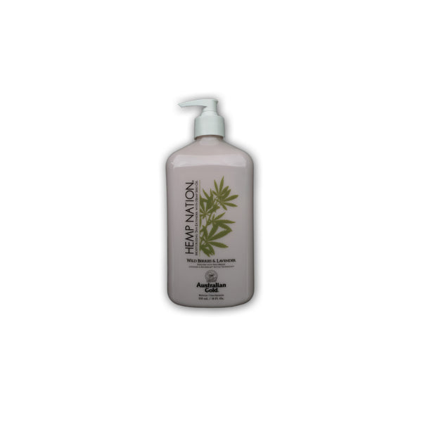 "Australian Gold/Hemp Nation ""Wild Berries&Lavender"" 535ml"