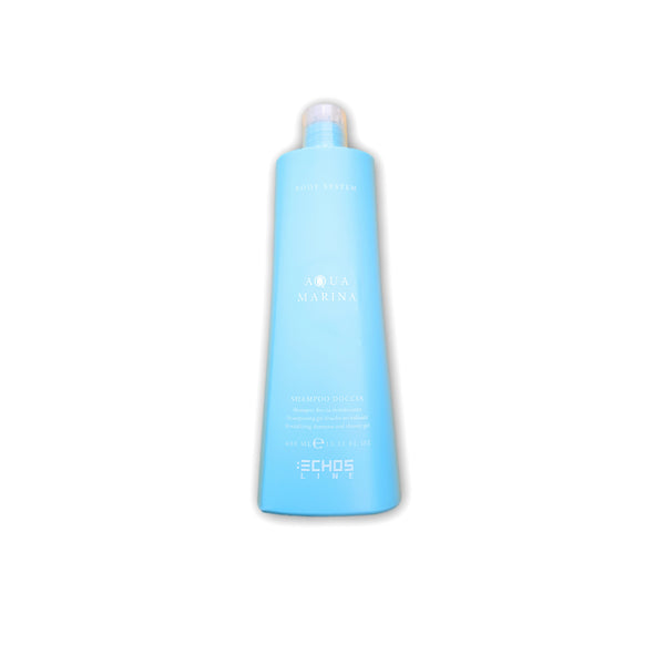 Echosline/Aqua Marina Revitalizing Shampoo&Shower Gel 400ml
