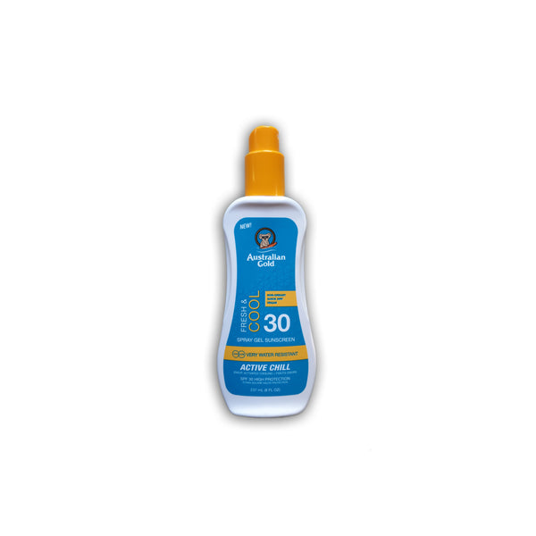 "Australian Gold/SPF30 Fresh&Cool ""Active Chill"" 237ml"