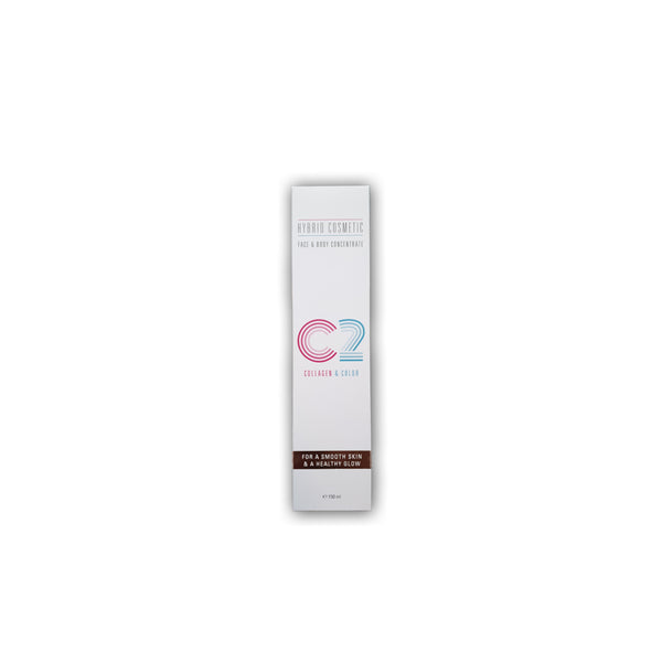 C2 Hybrid Cosmetic/Face&Body Concentrade Collagen & Color 150ml