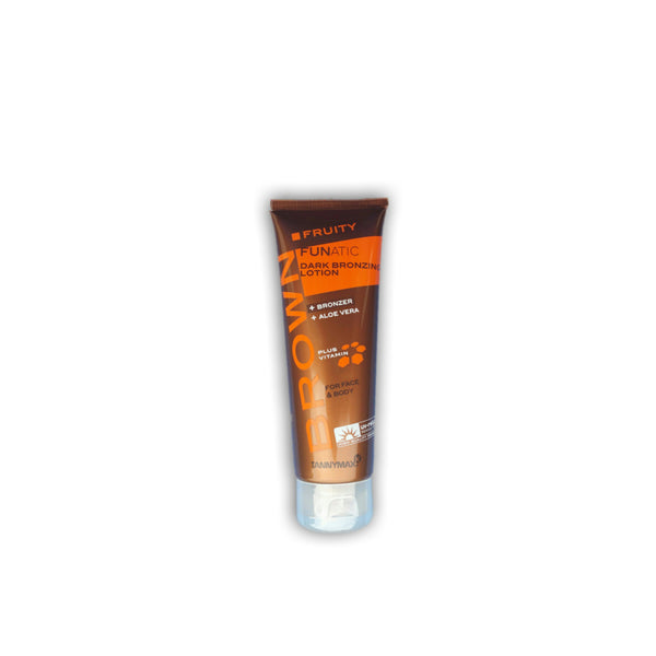 Tannymaxx Brown/Fruity Funatic-Dark Bronzing Lotion 125ml