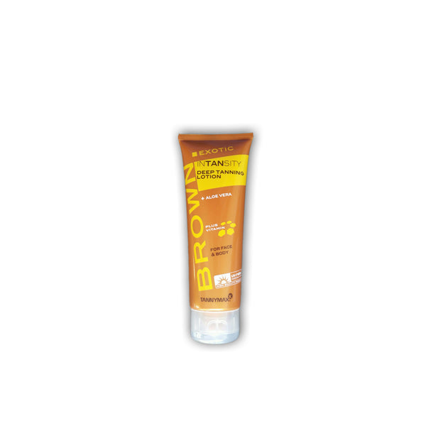 Tannymaxx Brown/Exotic Intansity Deep Tanning Lotion 125ml