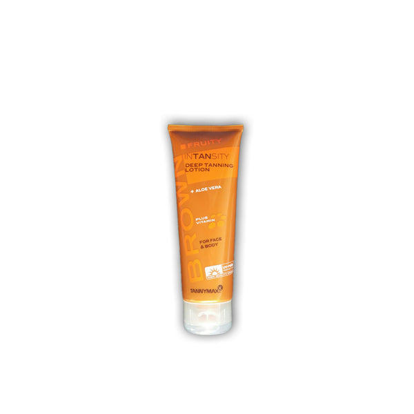Tannymaxx Brown/ Fruity Intansity Deep Tanning Lotion 125ml
