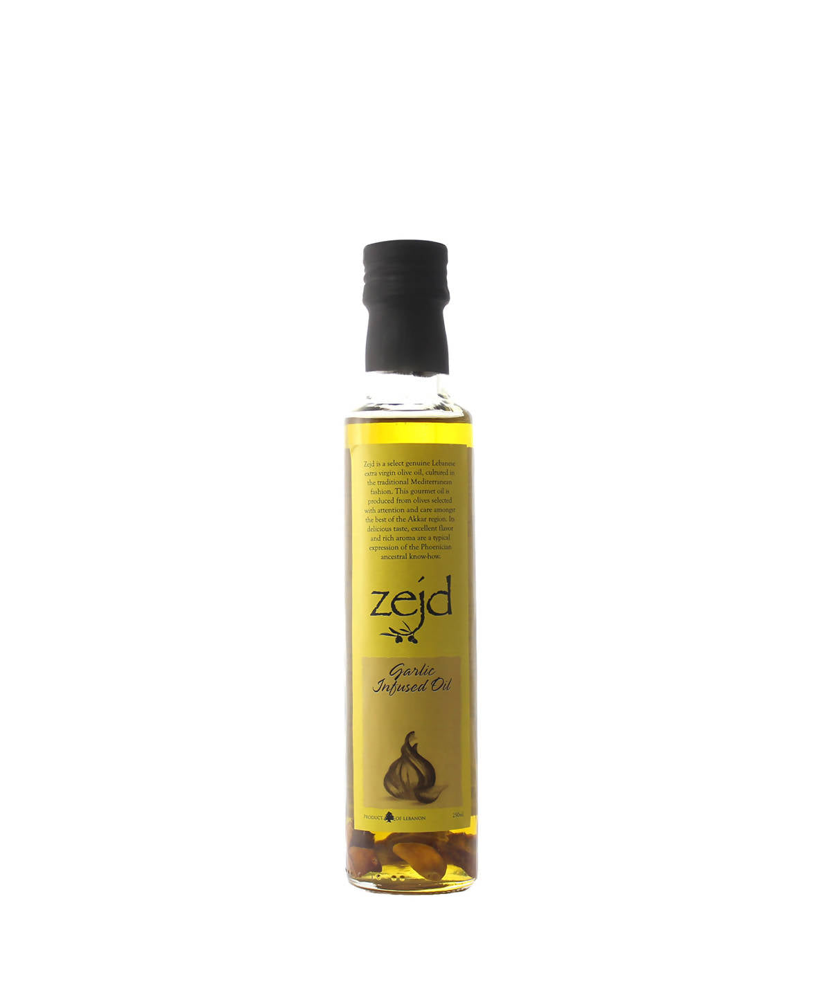 Garlic Infused Oil 250 ML