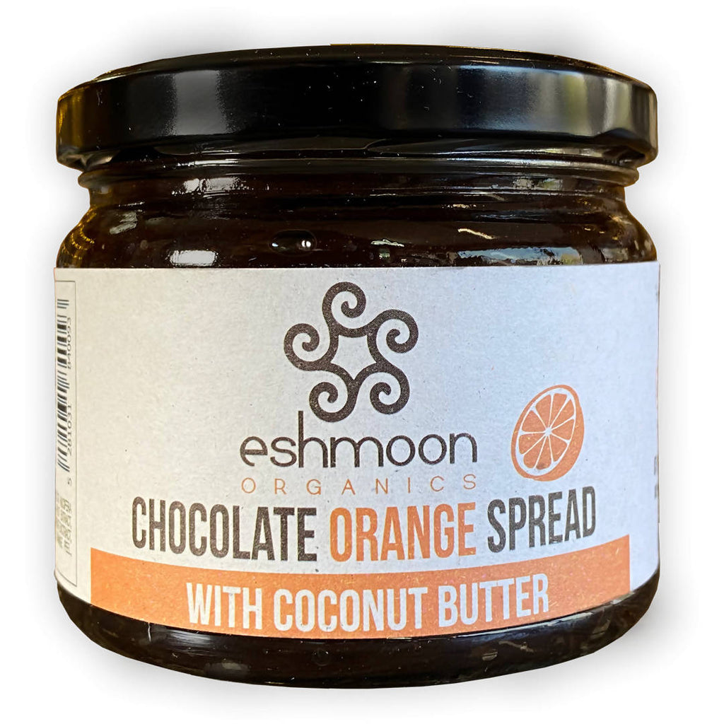 Orange Chocolate Spread