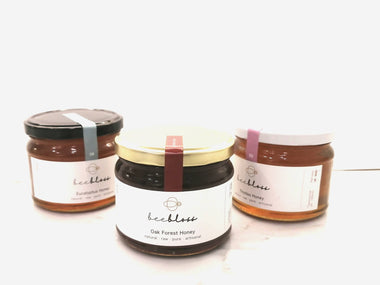 Honey Collection 1200g (net weight)