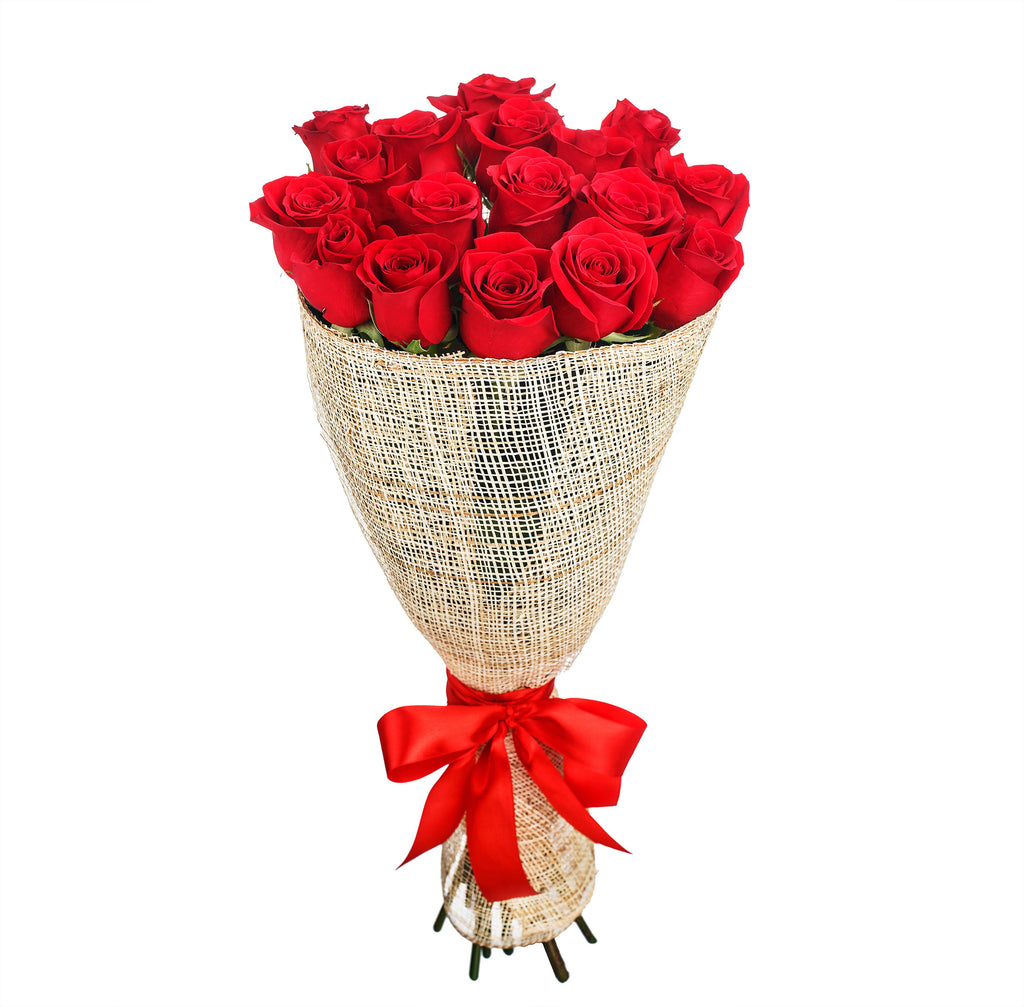 Red Roses Bouquet 1.5