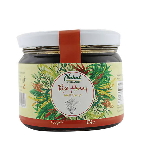Organic Rice Honey 400gr