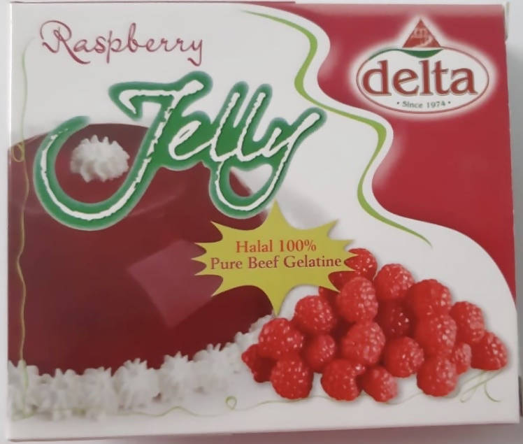 JELLY RASPBERRY 85G