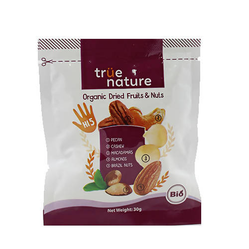 Organic Trail Mixed HI5 30gr