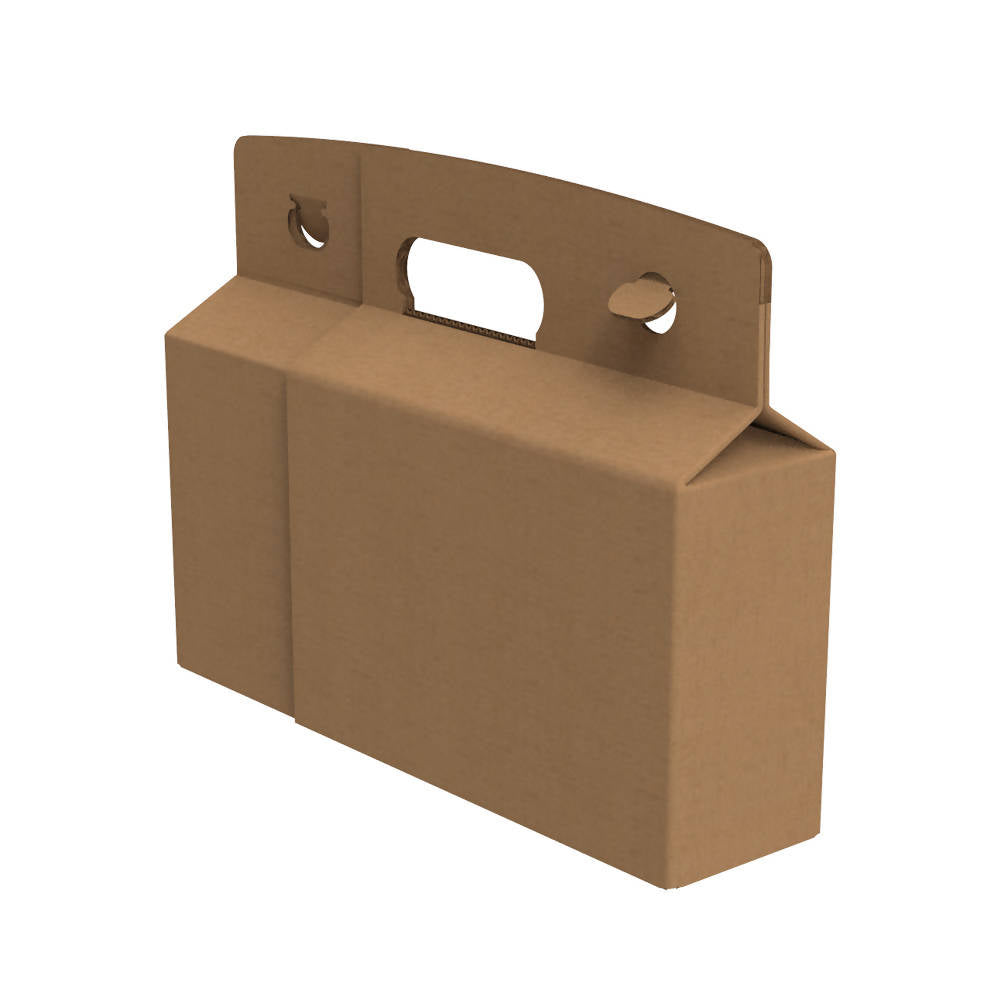 Delivery Bag Box/ 2 Bottles