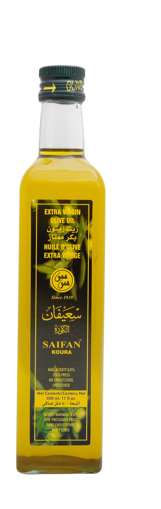 SAIFAN PREMIUM EXTRA VIRGIN OLIVE OIL 500 ML