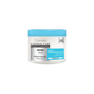 COSMAL CURE PROFESSIONAL MASK - SMOOTH-CONTROL - 450ML