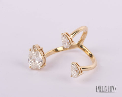 Lamis White Diamonds - Karolyn Brown Jewelry