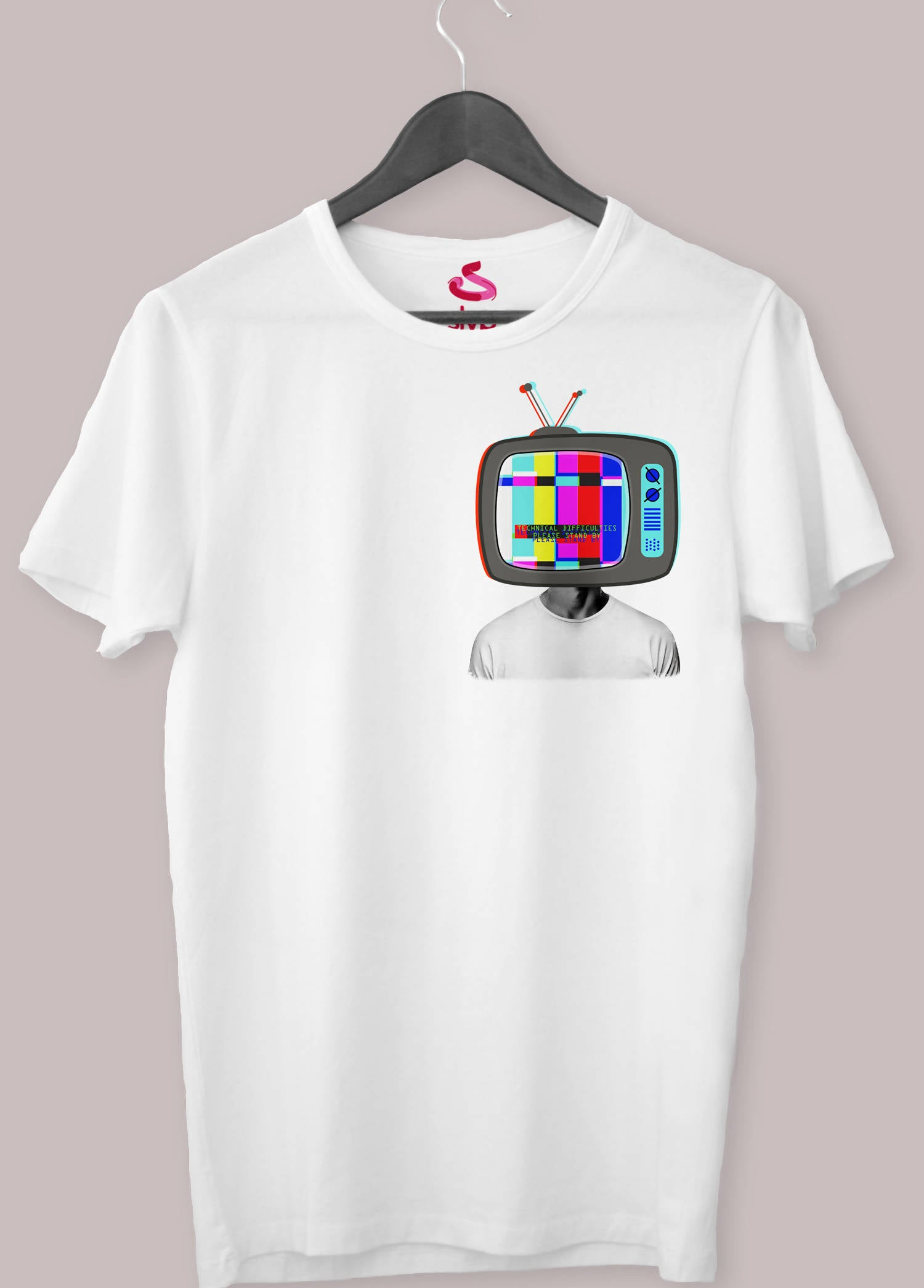 Disconnected T-shirt