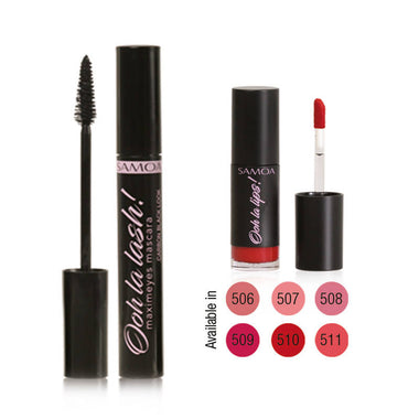 ooh la lash ooh la lips kit 30% off