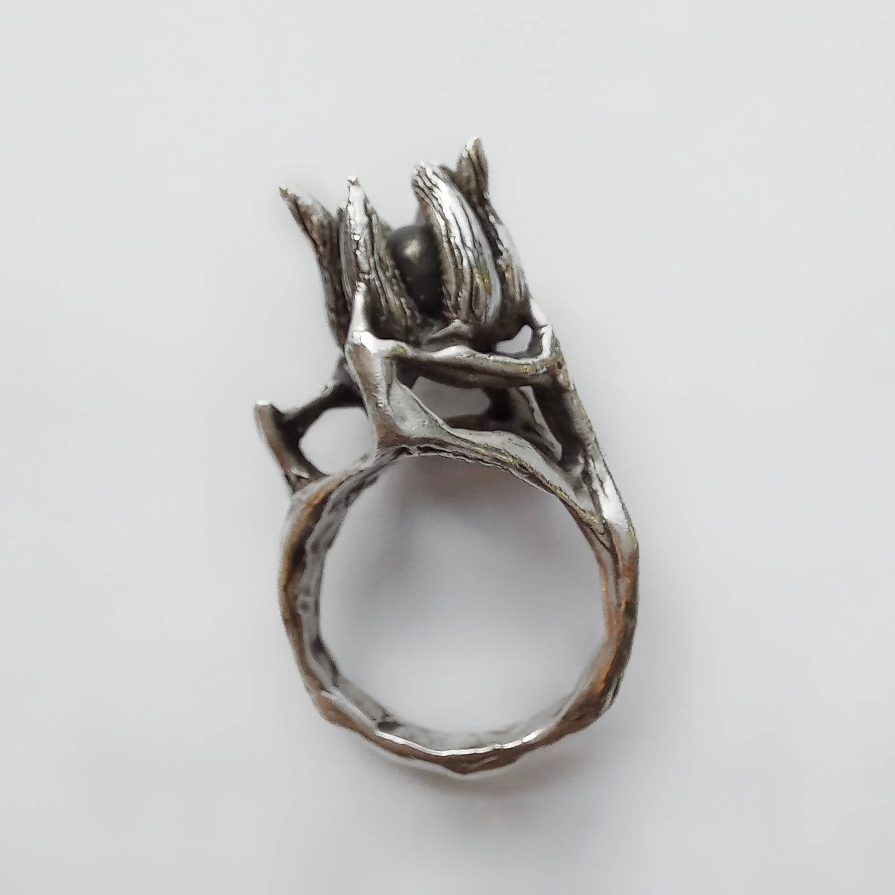 RC-3: Wild Flower Ring