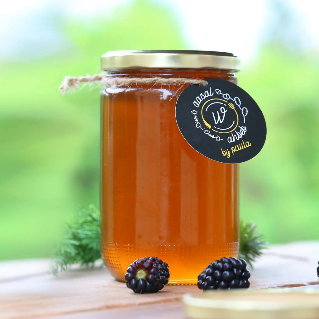 Eucalyptus Honey 900g - Asal w Ahbeb by Paula
