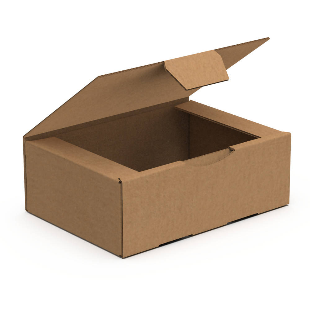 Eco Delivery Box High Base (Bundle of 10 pcs)