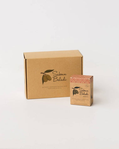 Box of 8 Bar Soaps - Rosemary