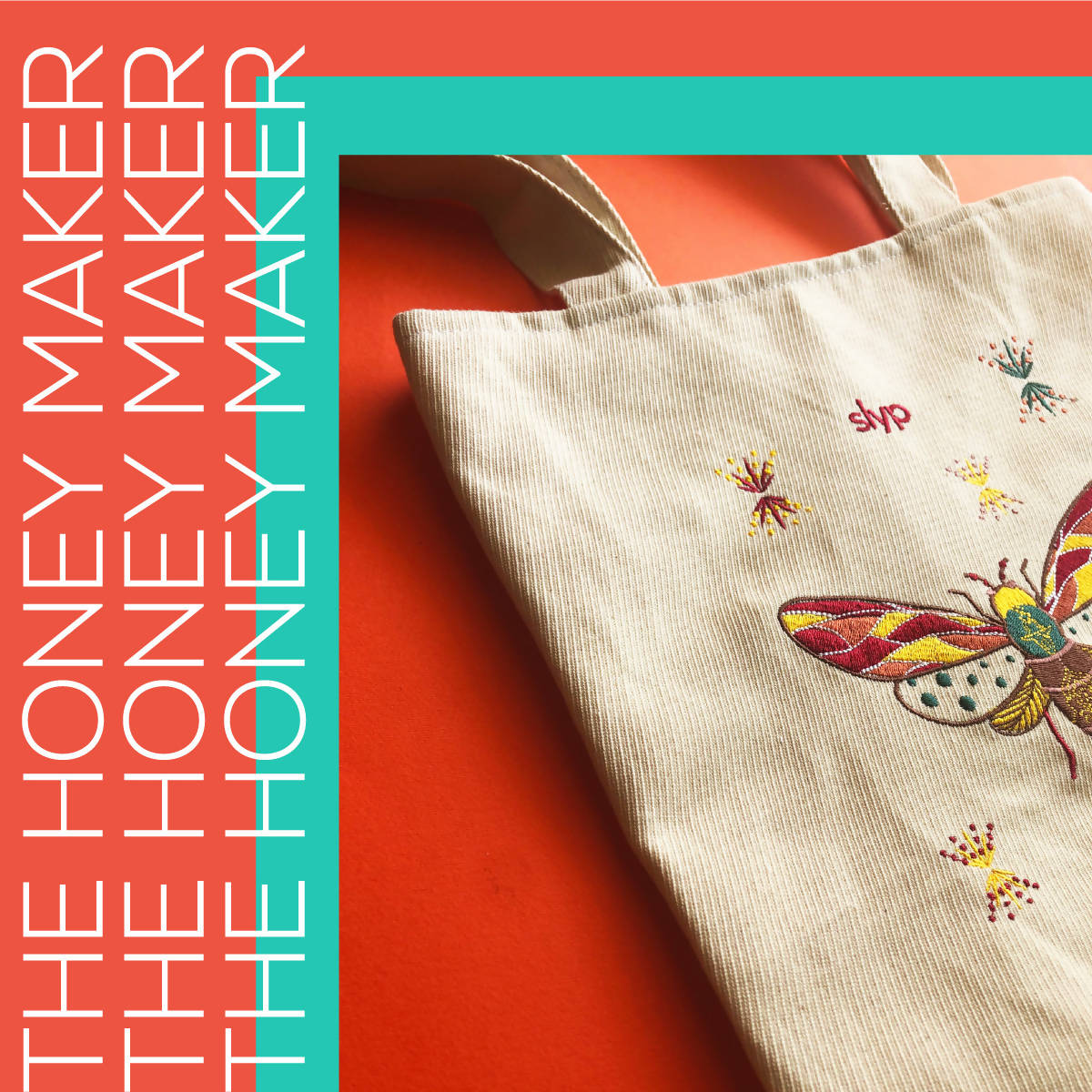 The honey Maker - Tote bag