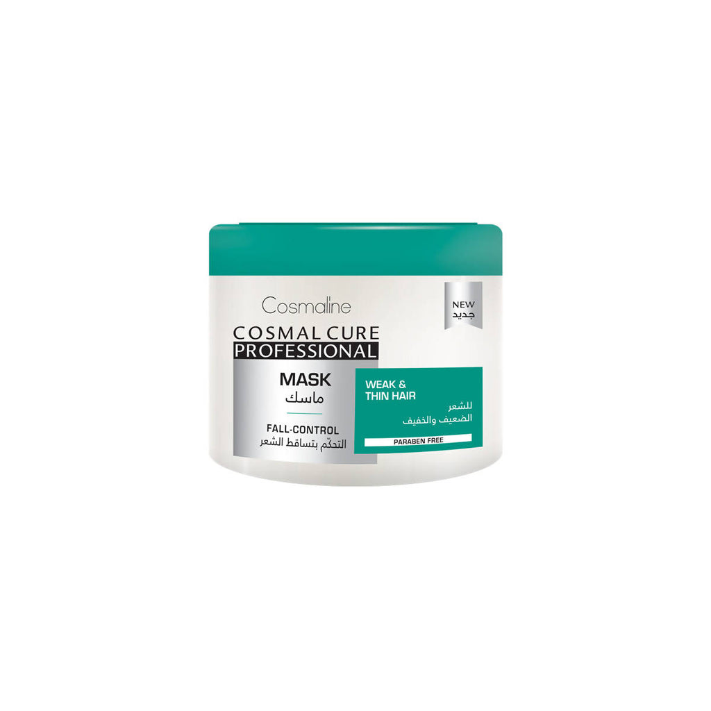 COSMAL CURE PROFESSIONAL MASK - ANTI HAIR FALL - 450ML