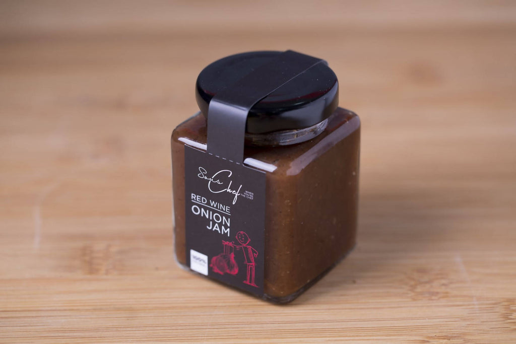 Red Wine Onion Jam