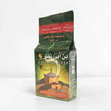 CAFÉ ABI NASR ground coffee with cardamom 200g