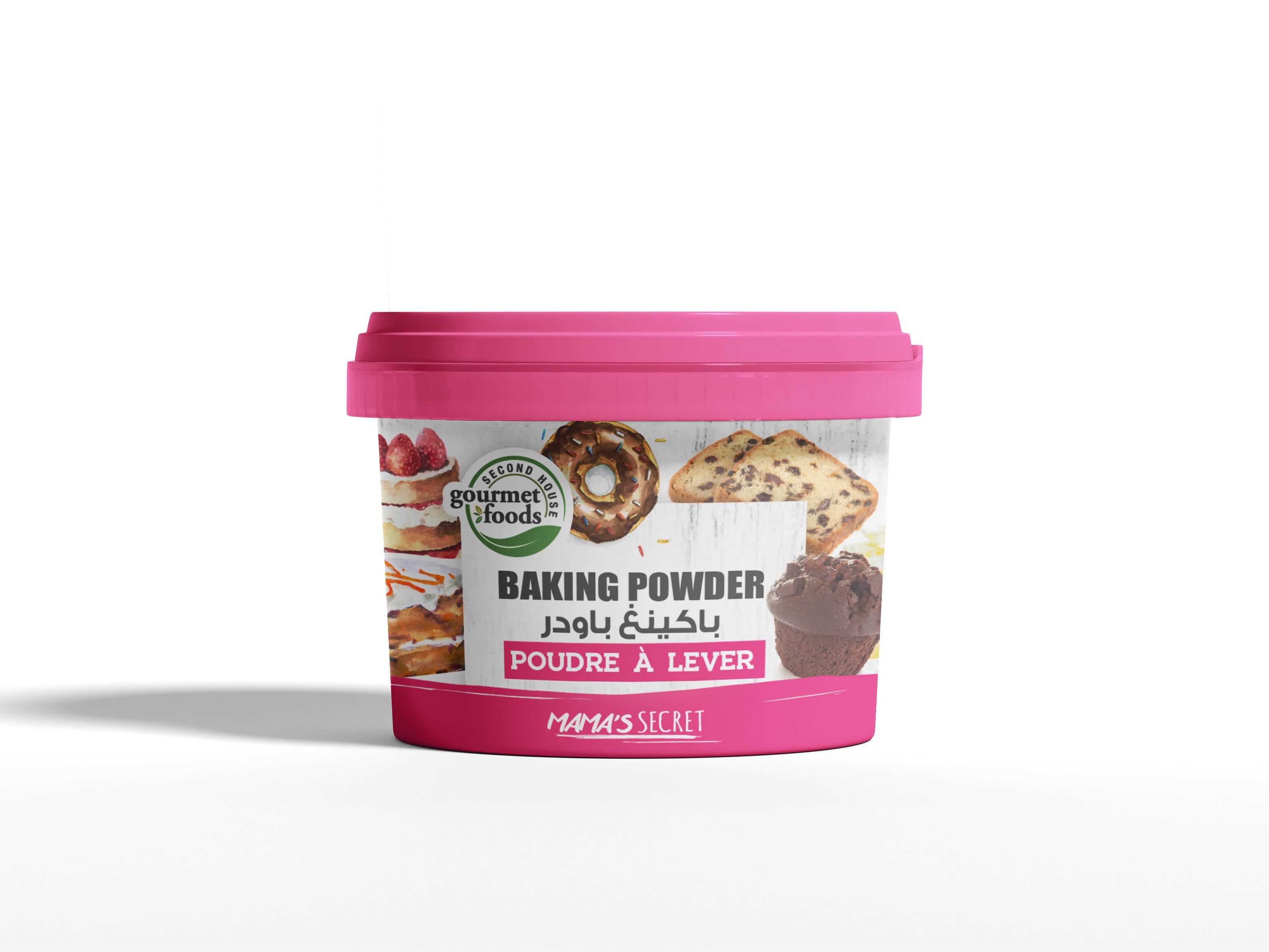 SH Gourmet Foods Baking Powder 50g