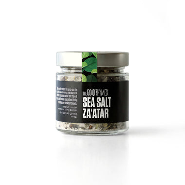 Sea Salt Zaatar
