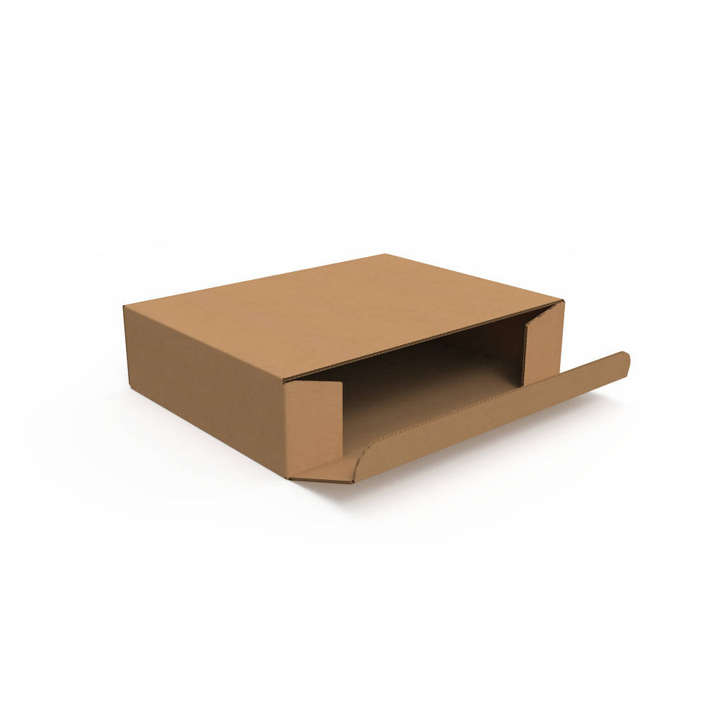 Side Loading Delivery Box Medium High, Kraft (Bundle of 10 pcs)