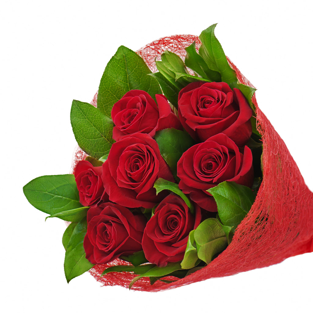 Red Roses Bouquet 1/2