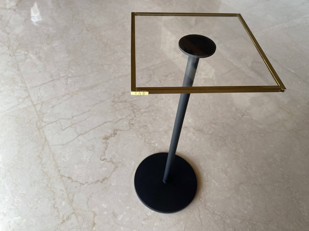 Cara Square side table