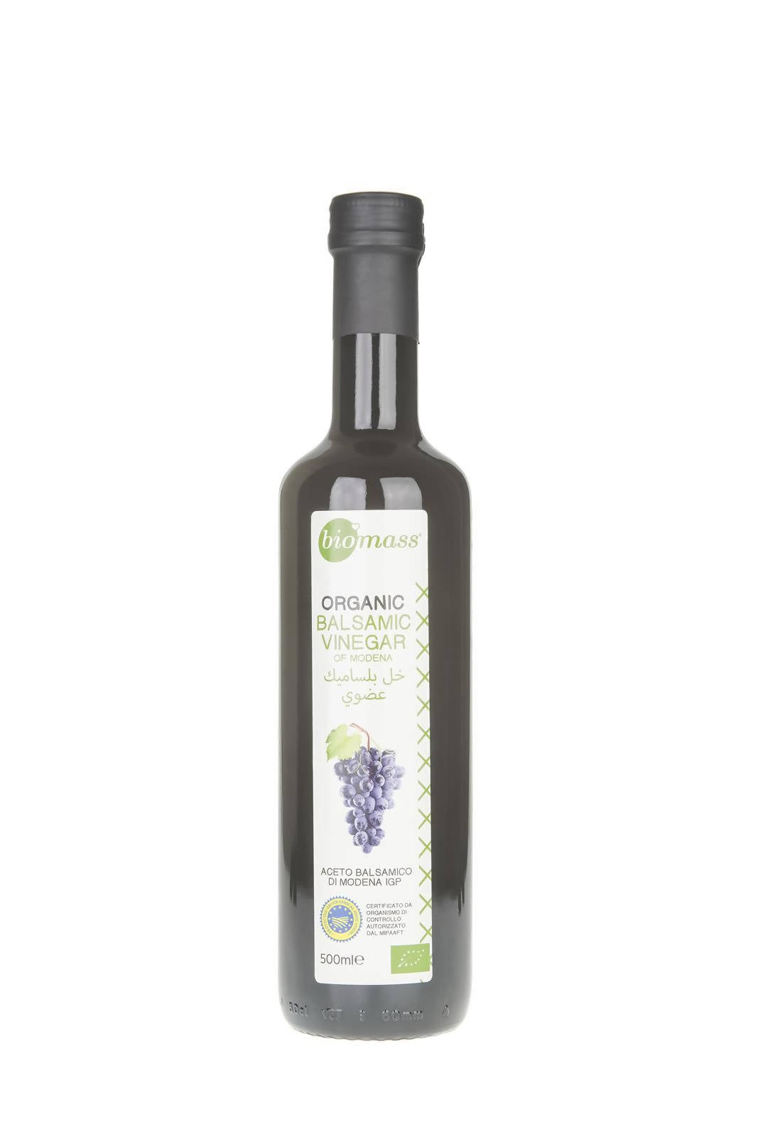 Organic Balsamic Vinegar of Modena (Bottle - 500 ml)