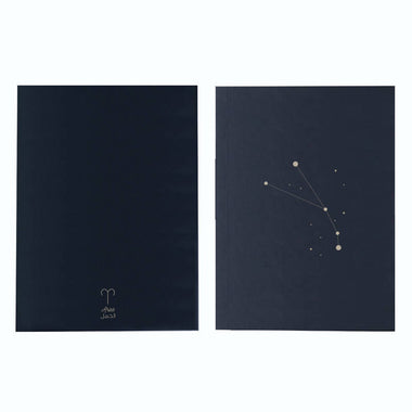Aries Sign - Horoscope Notebook