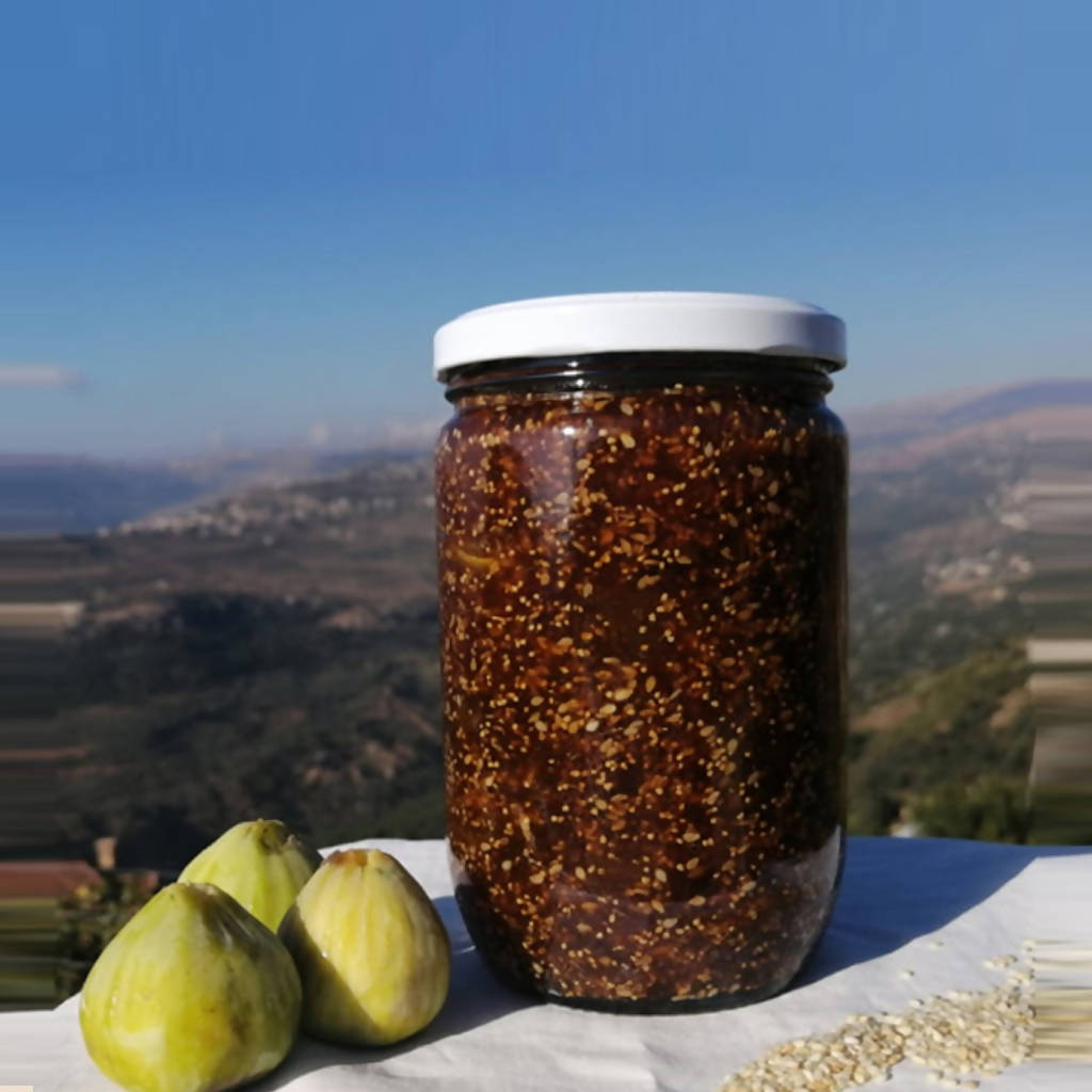 Fig Jam homemade