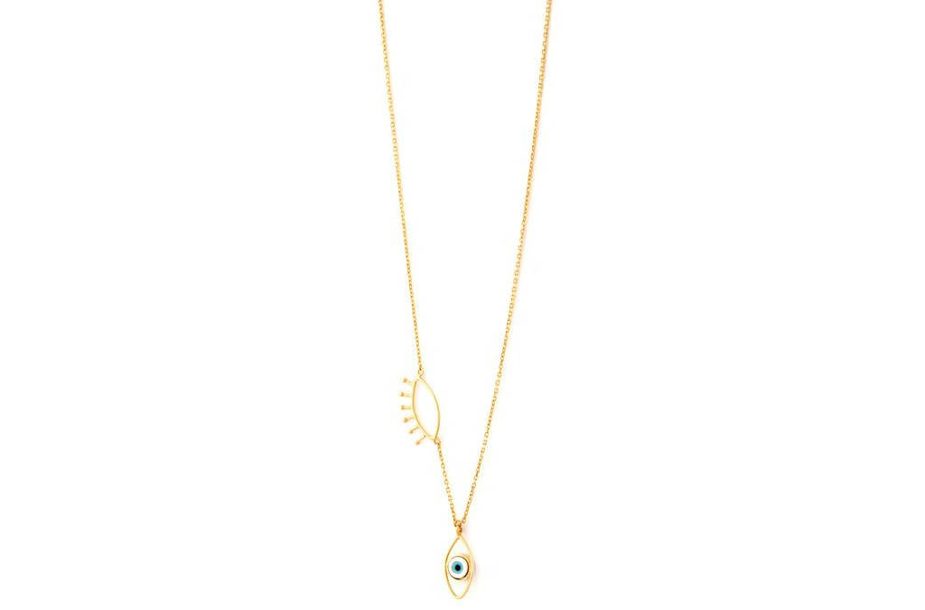 N1-375 gold necklace